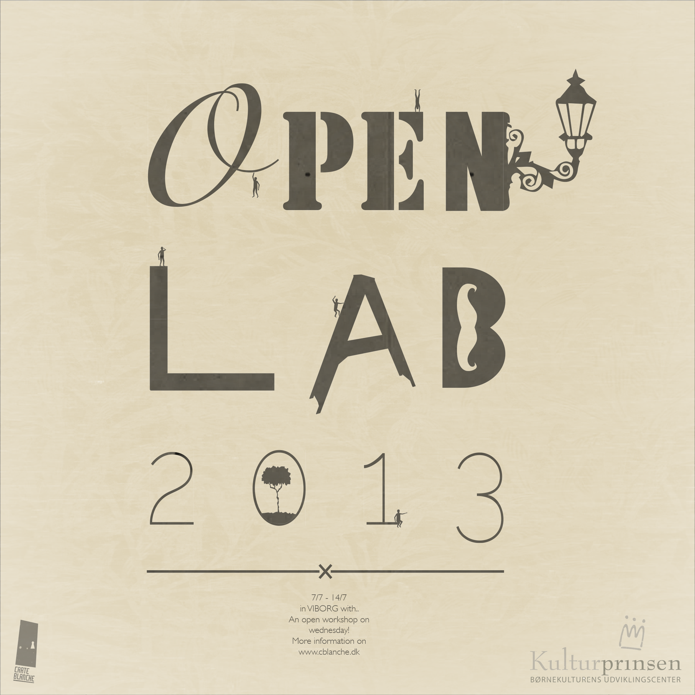how to open openlab liff